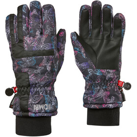 KOMBI Tucker Gloves Barn Black Butterfly